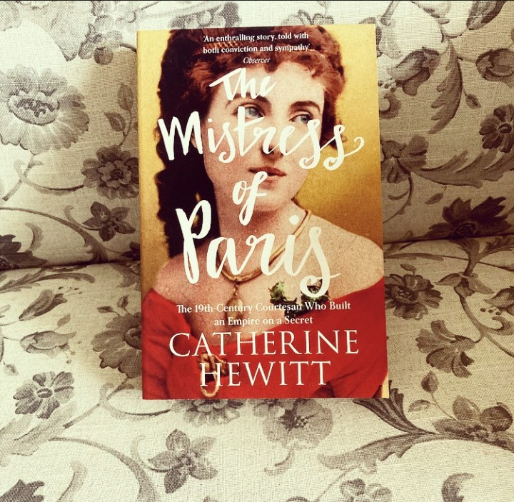 An Essay on Catherine Hewitt's The Mistress ofParis.