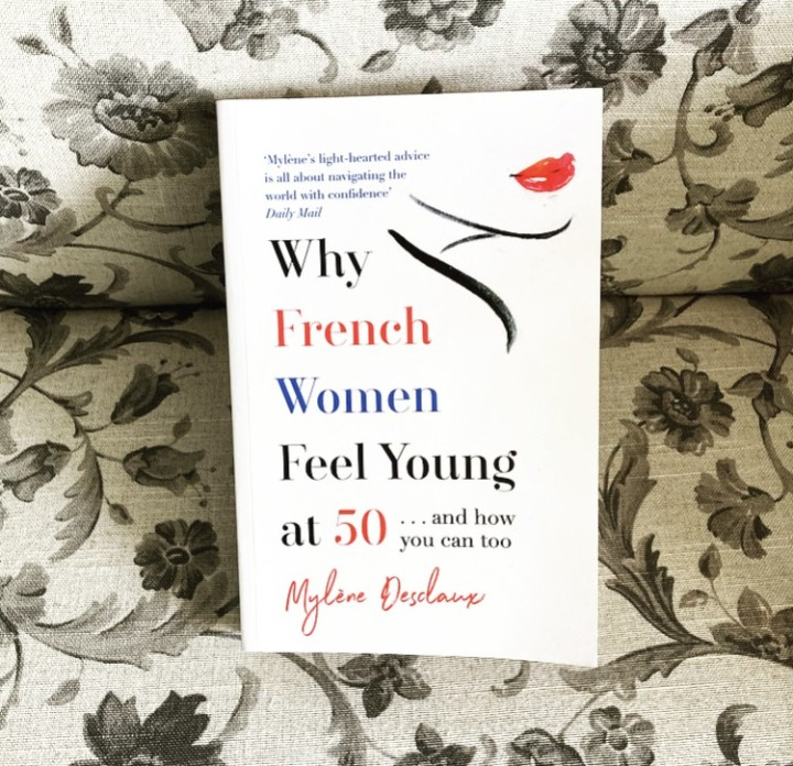 An essay on Mylène Desclaux's Why French Women Feel Young atFifty.