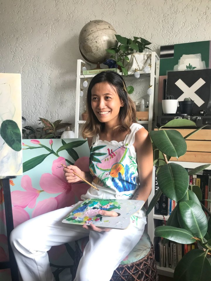 How Fillipino artist Anina Rubio challenges consumerculture